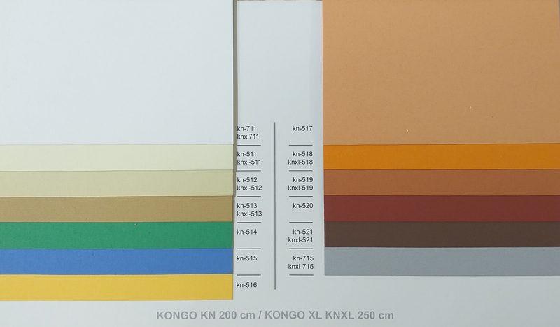 Tkaniny standardowe - Kongo