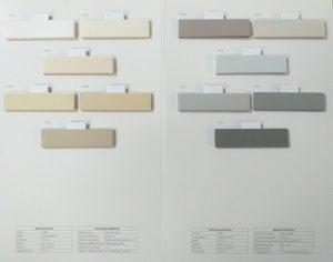 Tkaniny plisowane P800 SATIN PEARL