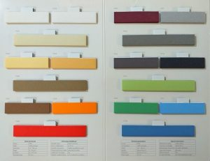 Tkaniny plisowane P 200 OPAL PEARL